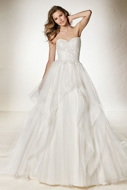 New Arrivals: Latest Wedding Dress Styles from Bycouturier
