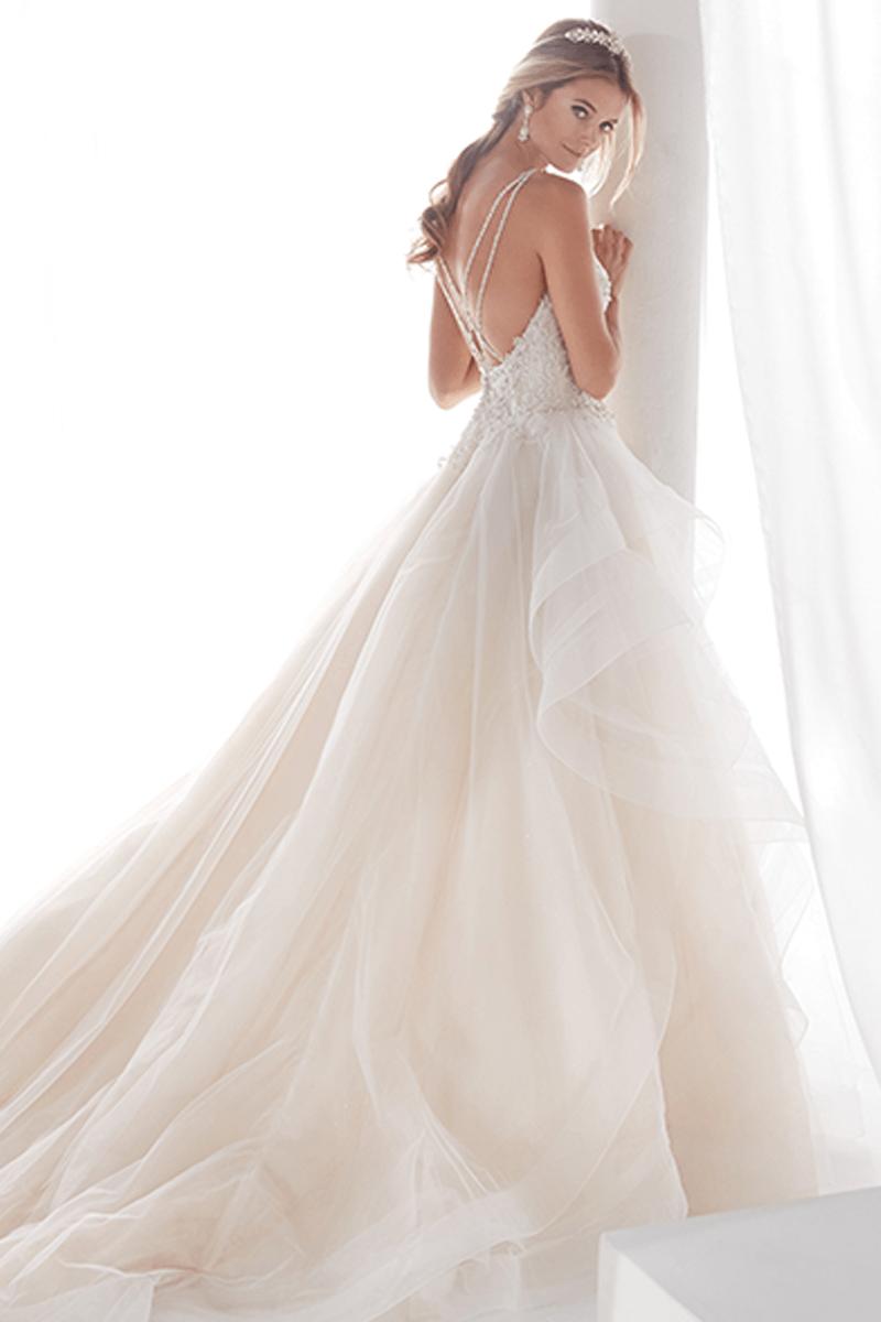 Oleg Cini Mermaid Wedding Dress Decore Ideas A Line With Ruffles Dresses For Brides Bridal Gown