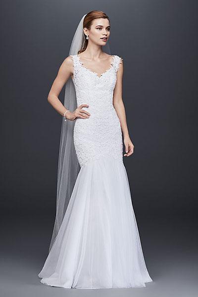 Beaded venice lace trumpet wedding dress bycouturier beaded venice lace trumpet wedding dress junglespirit Choice Image