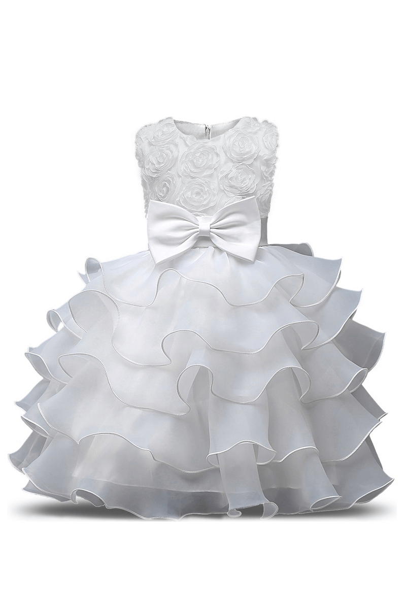 f30dc815032 Black Silver Flower Girl Dresses - Gomes Weine AG