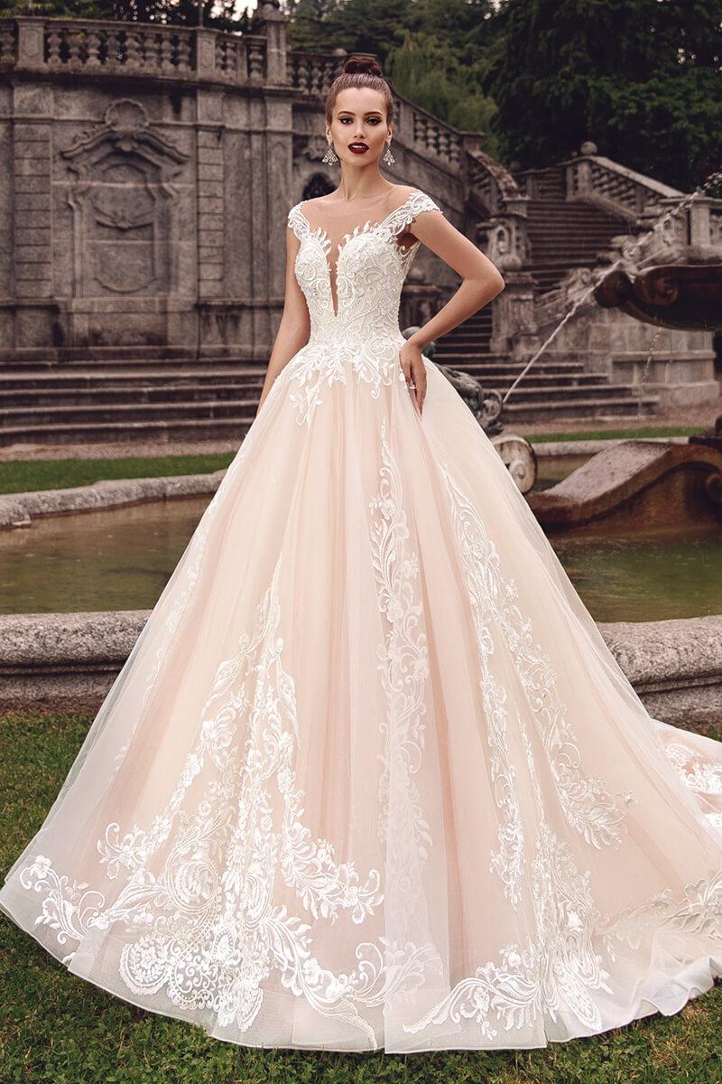 Bustier Wedding Dresses